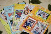 想い出をカタチに残すアルバム作り@広島市中区江波おうち教室の画像