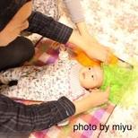 Rさま&Mちゃんファミリー(3カ月)の画像